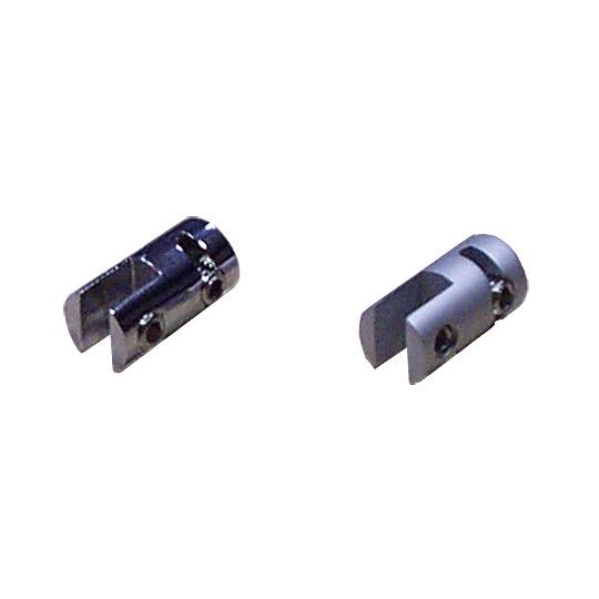 Satin Vertical 3mm Mini Clip (7231513) 1.5mm wire