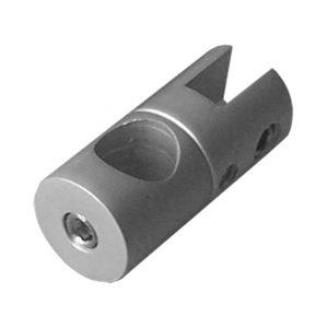 Aluminium 6mm Rotating Rod Clip (7241013)