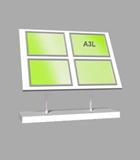 Landscape A3 LED Light Panel 2 wide x 2 high (6260715)