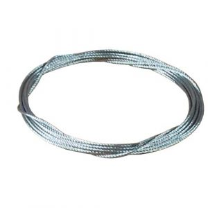 Galvanised Wire 1.5mm x 4m Soldered Ends (3600416)