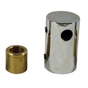Wall Rod End Fixing Chrome (9537010)