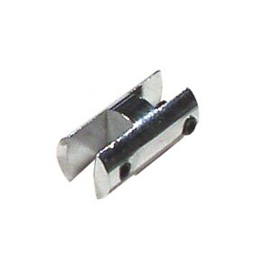 Vertical Rod Clip Chrome (9536010)