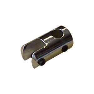 Vertical Rod Clip Chrome (9536110)