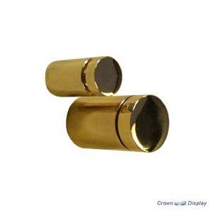 Sign Flat Head Standoff - Brass Material (7232312)